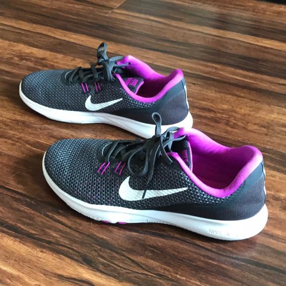 Zapatos Zapatos Zapatos Nike Negropurple Formación Poshmark 710221
